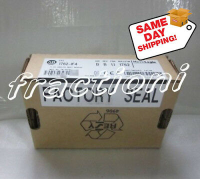 AB PLC Analog Input Module 1762-IF4 ( 1762IF4 ) New In Box, Factory Sealed !