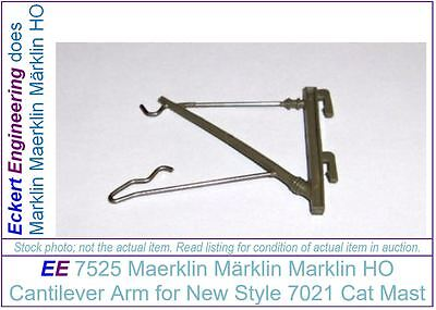 EE 7525 NEW Marklin HO Catenary Piece 7525 Cantilever Arm for New Style 7021 1ea