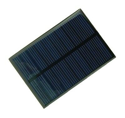 10 PCS 5V/150mA 100x69mm Solar Epoxy Panel For DIY Battery Charger Free shipping