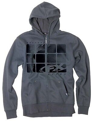 Factory Effex Exhaust Zip-up Hoody (motocross fox motorcycle mx racing)