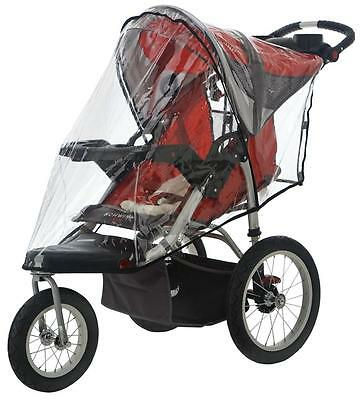 Br New Jogger Stroller Universal Dust Insect Wind Rain Cover Protector Gifts