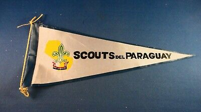 Old Boy Scouts of Paraguay  Banner