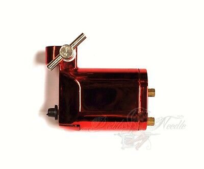Pro Red Rotary Tattoo Machine/Gun- UK Seller!!