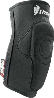 Thor S9 Black Static Elbow Guard L/XL Adult Unisex MX Dirtbike Elbow 2706-0080
