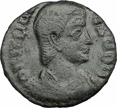 Julian II as Caesar 355AD Ancient Roman Coin Battle Phrygian Horse man i32786
