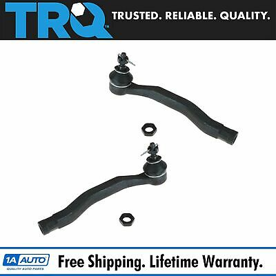 Front Inner Tie Rod End Pair Set of 2 for Acura CL Honda Accord Odyssey Oasis