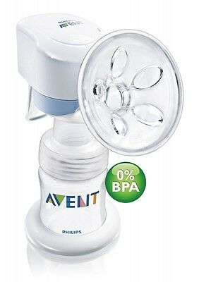 PHILIPS AVENT BPA FREE Electric Breast Pump SCF312/01 Brand New