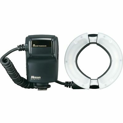 Nissin MF18 Ring Light/Macro Flash for Canon