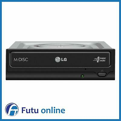 LG GH24NSD1 Internal Burner Optical Drive 24X SATA DVD Writer DVD RW CD ROM NEW