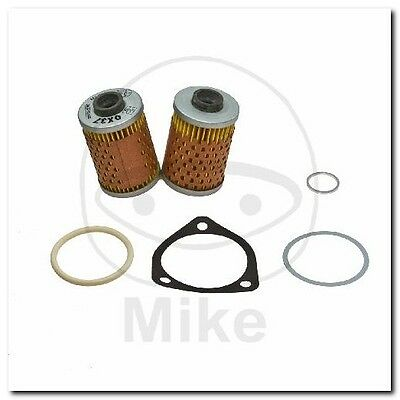 MAHLE Ölfilter OX 37D BMW R 80 RT/2 Monolever 247