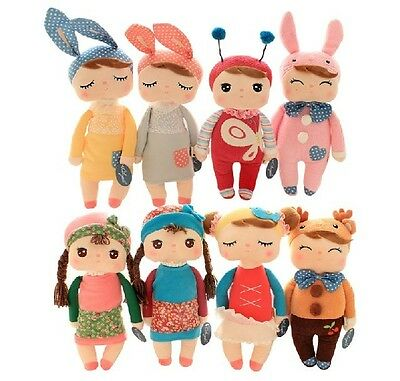 Hot sale plush toy cute Angela baby stuffed doll metoo birthday gift 30cm 1pc
