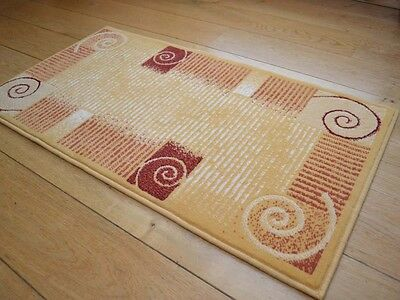 Small Size Bright Yellow Terracotta Red  Floor Carpet Rug Rugs Bedroom Mat Cheap