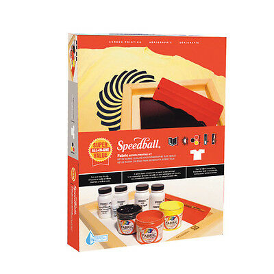Speedball 4526 Super Value Screen Print Kit