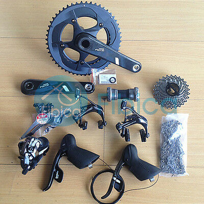 New SRAM Force 22 11-speed Road Full Groupset Group 50/34T 172.5mm/170mm