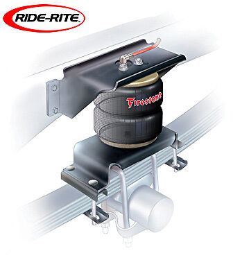 Firestone Ride Rite Kit for Toyota Landcruiser 76 78 79 Series Airbag Suspension