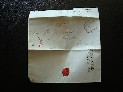 EUROPE - (?) lettre 1847  (cy13)
