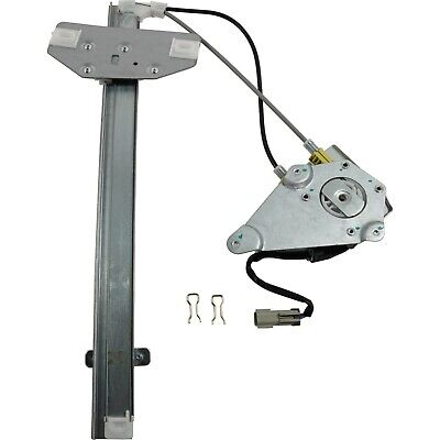 Power Window Regulator For 2002-2006 Jeep Liberty Front Right with Motor