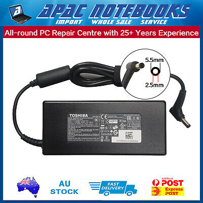Genuine AC Adapter Charger for Toshiba P70-A PA5083E-1AC3 19V 6.3A 120W