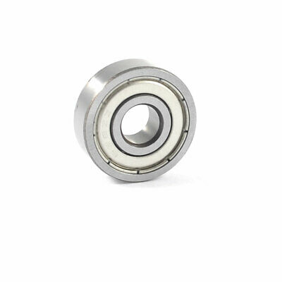 24mm x 8mm x 8mm Single Row Sealed Deep Groove Ball Bearing 628ZZ