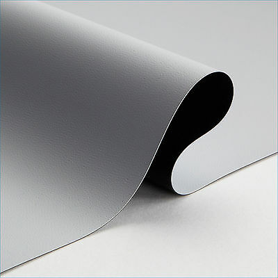 Carl's FlexiGray, (16:9)  71x126, Projector Screen Material, High Contrast Gray