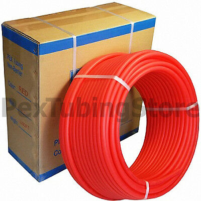 "1/2"" x 500ft PEX Tubing for Potable Water FREE SHIPPING"