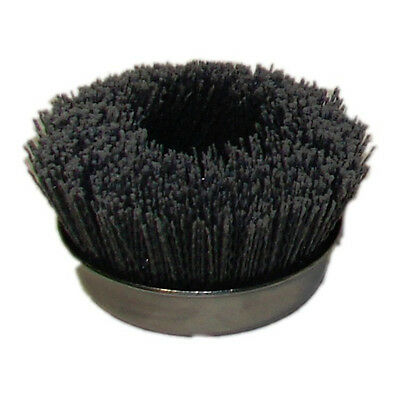 "OSBORN 32125  4"" 120 Grit Abrasive Brush great for log and wood home restore NIB"