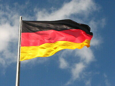 Giant Flag Of Germany German Deutschland Flagge