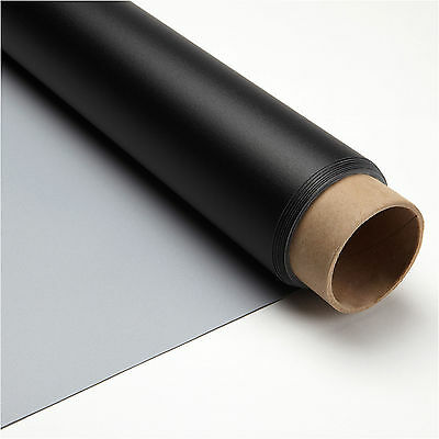 Carl's ProGray, (16:9)  71x126, Projector Screen Material, High Contrast Gray