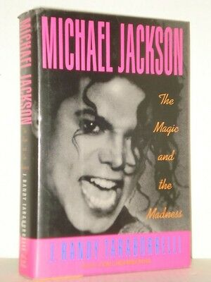 Michael Jackson, The Magic and the Madness, Rock and Roll, Pop Music Books