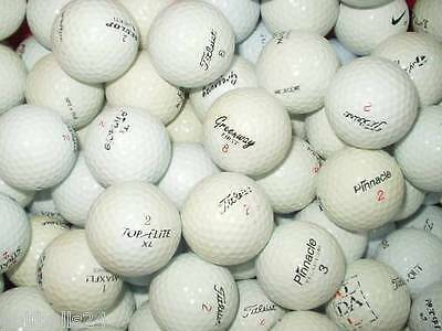 200 Palline Palle Da Golf Usate Cat. A