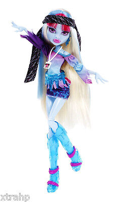 Monster High Abbey Bominable Music Festival Doll
