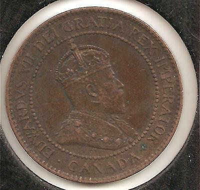 1903 EXTREMELY FINE Canadian Large Cent #3
