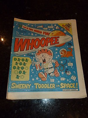 WHOOPEE & WOW Comic - Date 14/07/1984 - UK Paper Comic