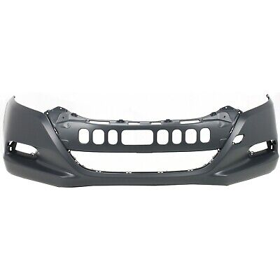 Front Bumper Cover For 2010-2011 Honda Insight w/ fog lamp holes Primed