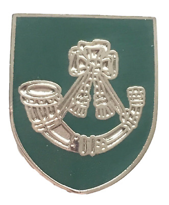 Light Infantry British Army - MOD Approved Enamel Lapel Pin Badge