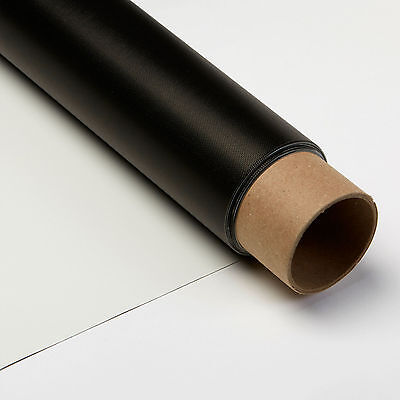 Carl's ProWhite, (16:9)  71x126, Projector Screen Material, White