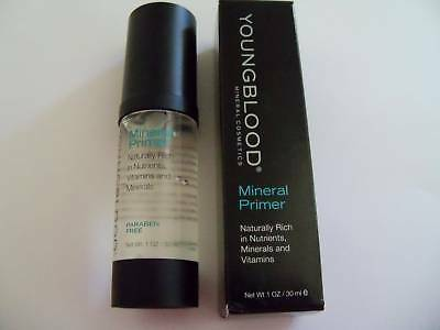 Youngblood Mineral Foundation Primer