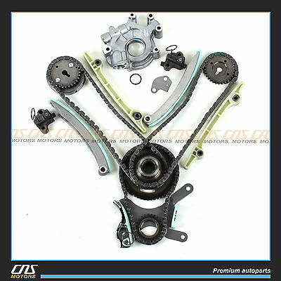 """NEW Timing Chain Kit & Oil Pump w/ Gears for 02-08 Dodge Jeep 4.7L SOHC  """"NGC"""""""