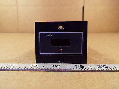 1 Used Durant  43001-501-Digit Counter