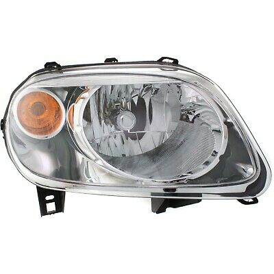 Headlight For 2006 2007 2008 2009 2010 2011 Chevrolet HHR Right With Bulb