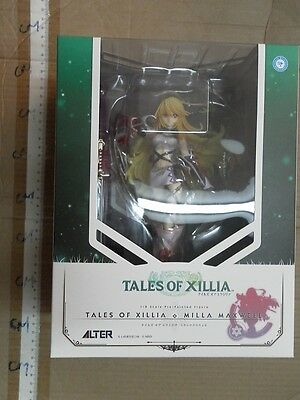 Alter 1/8 Tales of Xillia Milla Maxwell girl figure