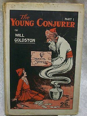 The Young Conjurer Book1 by Goldston, Will