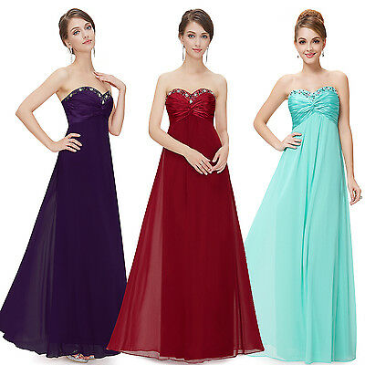 Ever-Pretty Women's Party Bridesmaid Formal Evening Gown Dress 09568 US Seller