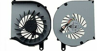 Hp G62 Compaq Cq62 Metal Cpu Fan Ksb0505Ha-A 606013-001 612354-001 B3