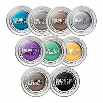Maybelline Eye Studio Color Tattoo 24 Hour Cream Eyeshadow