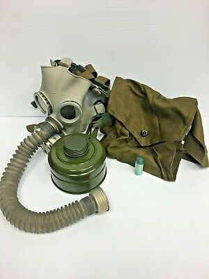 RUSSIAN GAS MASK PDF-D CHILD MASK NEW IN BOX SIZE LARGE Great Halloween Costume