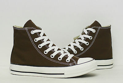 Converse All Star Chuck Taylor Chocolate Hi Shoes 1P626 Mens 3~12 Womens 5~14