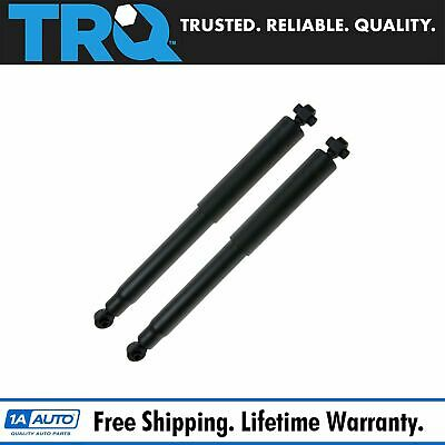 TRQ Rear Shock Absorber LH RH Pair Set 2pc Kit for 99-04 Jeep Grand Cherokee