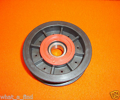 New Fenner Drives Idler Pulley P-404004 Lantech wrapper