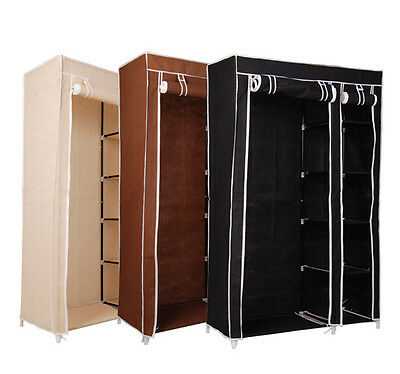 armoire de rangement tissu 12 penderie ling re la redoute picture pictures to pin on pinterest. Black Bedroom Furniture Sets. Home Design Ideas
